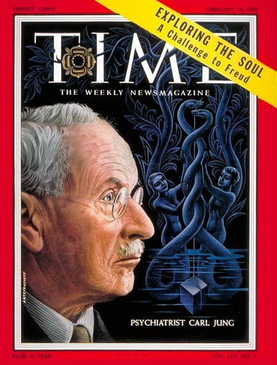 Carl Jung na revista Time